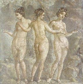 Pompeji: Die drei Grazien