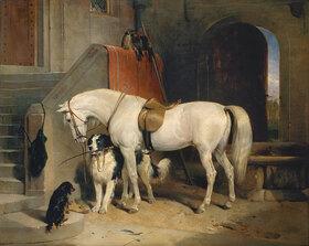 Sir Edwin Henry Landseer: Prince George's Favorites
