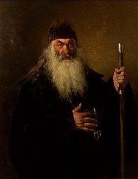 Ilja Efimowitsch Repin: Der Erzdiakon
