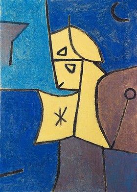 Paul Klee: Hoher Wächter