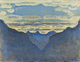 Ferdinand Hodler: Mondnacht