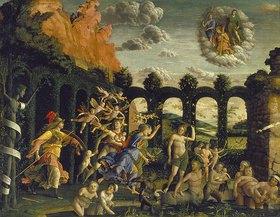 Andrea Mantegna: Sieg der Tugend über die Laster