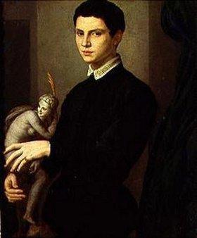 Agnolo Bronzino: Bildnis eines jungen Bildhauers
