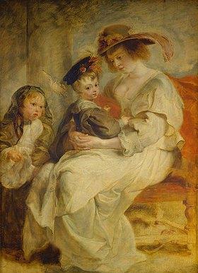 Peter Paul Rubens: Helene Fourment und ihre Kinder