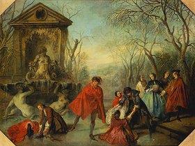 Nicolas Lancret: Der Winter
