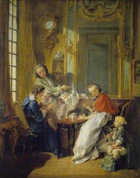 François Boucher: Das Frühstück (Le déjeuner)