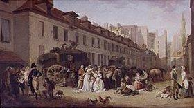 Louis-Léopold Boilly: Die Ankunft der Kutsche