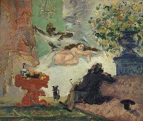 Paul Cézanne: Eine moderne Olympia