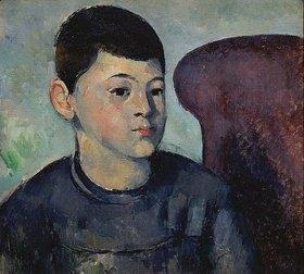 Paul Cézanne: Bildnis des Sohnes des Künstlers