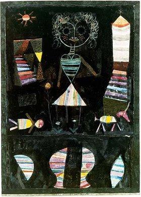 Paul Klee: Puppentheater