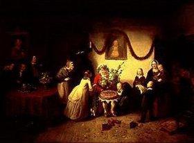 Johann Peter Hasenclever: Der achtzigste Geburtstag