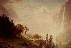 Albert Bierstadt: Majestätische Bergwelt (Rocky Mountains)