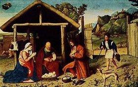 Catena (Vincenzo di Biagio): Die Anbetung der Hirten