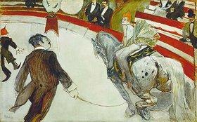 Henri de Toulouse-Lautrec: Die Zirkusreiterin im Zirkus Fernando