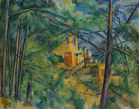 Paul Cézanne: Aussicht auf das Chateau Noir
