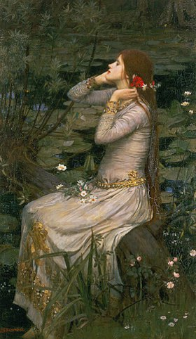 John William Waterhouse: Ophelia