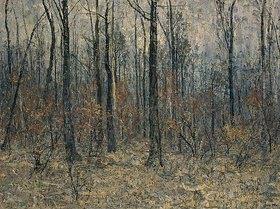 Christian Rohlfs: Waldinneres (Herbstwald)