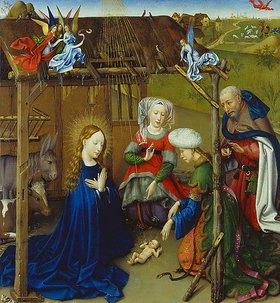 Jacques Daret: Geburt Christi