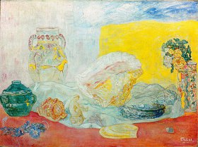 James Ensor: Fleurs en coquillage