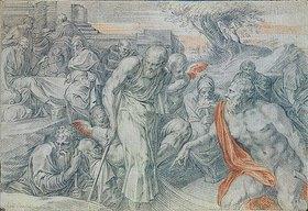 Theodoor Thulden: Die Barke des Charon