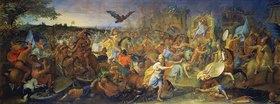Charles Le Brun: Die Schlacht von Arbelles