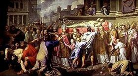Philippe de Champaigne: Die Überführung der Leichen der hll. Gervais und Protais