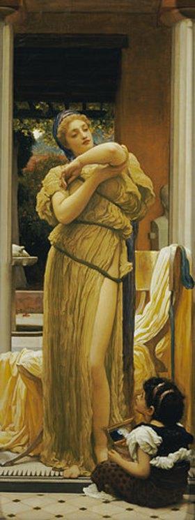 Frederic Leighton: Der Armreif