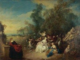 Jean-Baptiste François Pater: Erholung auf dem lande (Les Délassements de la campagne)