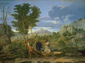 Nicolas Poussin: Der Herbst (Die Weinlese)