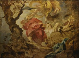 Peter Paul Rubens: Die Opferung Isaacs