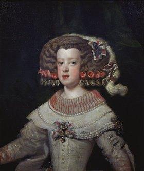 Diego Rodriguez de Velazquez: Die Infantin Maria-Theresia