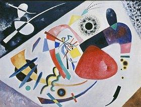 Wassily Kandinsky: Roter Fleck II
