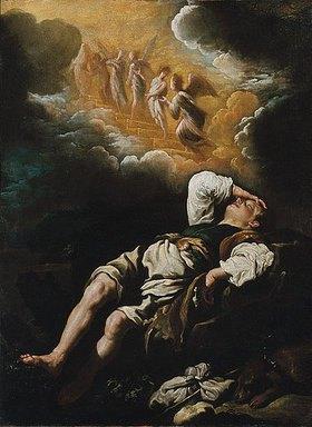 Domenico Fetti: Jakobs Traum von der Himmelsleiter