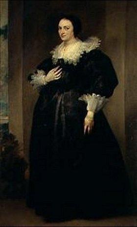 Anthonis van Dyck: Bildnis einer Dame