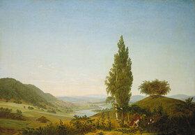 Caspar David Friedrich: Der Sommer