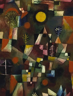 Paul Klee: Der Vollmond