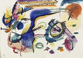 Wassily Kandinsky: Entwurf zu Komposition VII