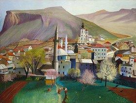 Tivadar Csontváry-Kosztka: Frühlingsbeginn in Mostar
