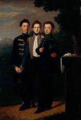 József Czauczik: Die drei Brüder