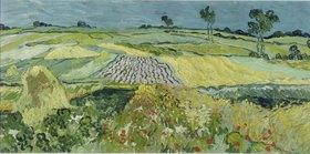 Vincent van Gogh: Die Ebene bei Auvers