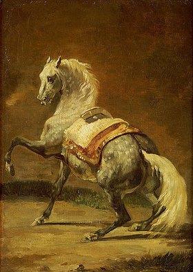 Théodore Géricault: Apfelschimmel
