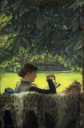 James Jacques Tissot: Stille