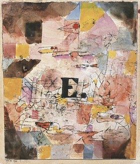 Paul Klee: Enten