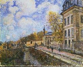 Alfred Sisley: Die Manufaktur in Sevres