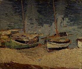 Henri Martin: Boote in Collioure