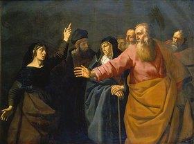Lambert Jakobsz.: Der hl.Paulus und die Wahrsagerin von Philippi