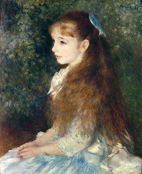 Auguste Renoir: Irene Cahen d'Anvers