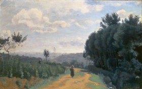 Jean-Baptiste Camille Corot: Auf den Höhen bei Sevres