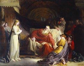 William II Hilton: König Lear und seine drei Töchter