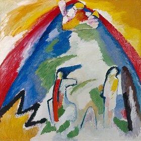 Wassily Kandinsky: Berg